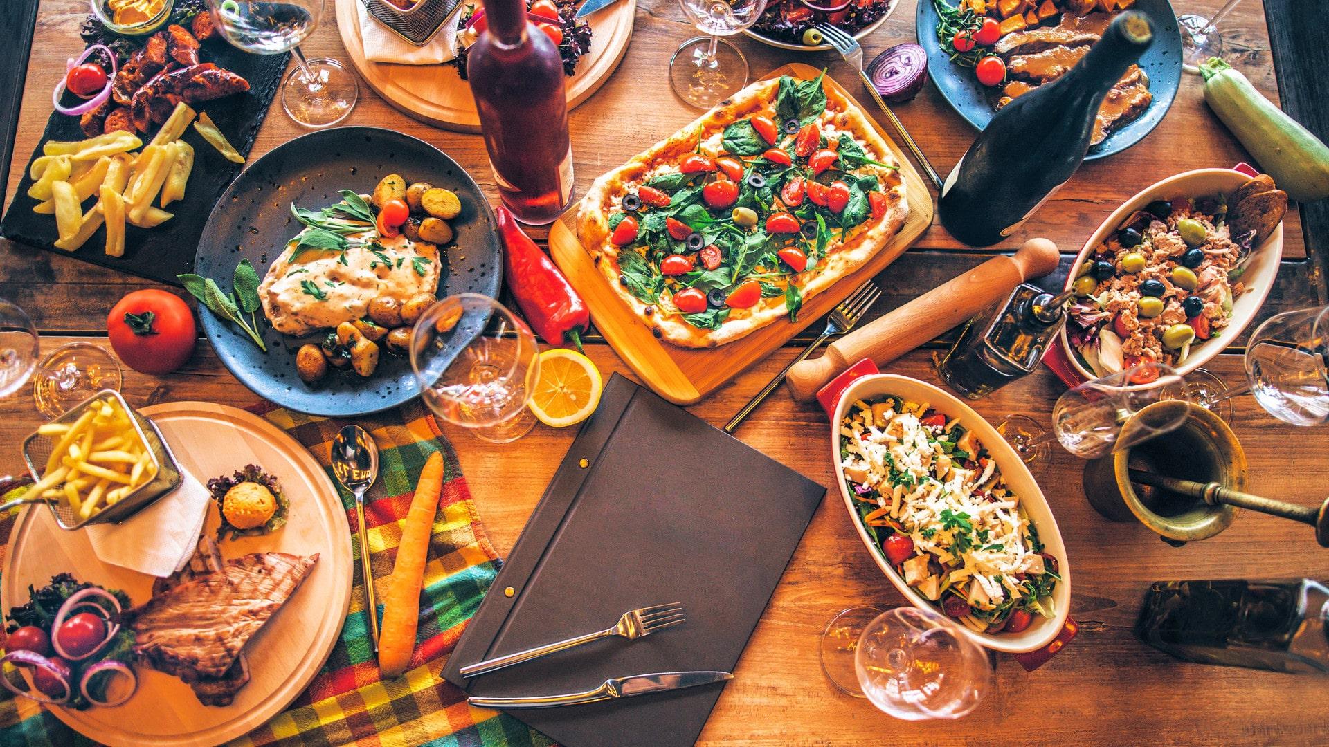 出張ケータリング屋台イタリアンバーベキュー鉄板焼き料理プラン #2
