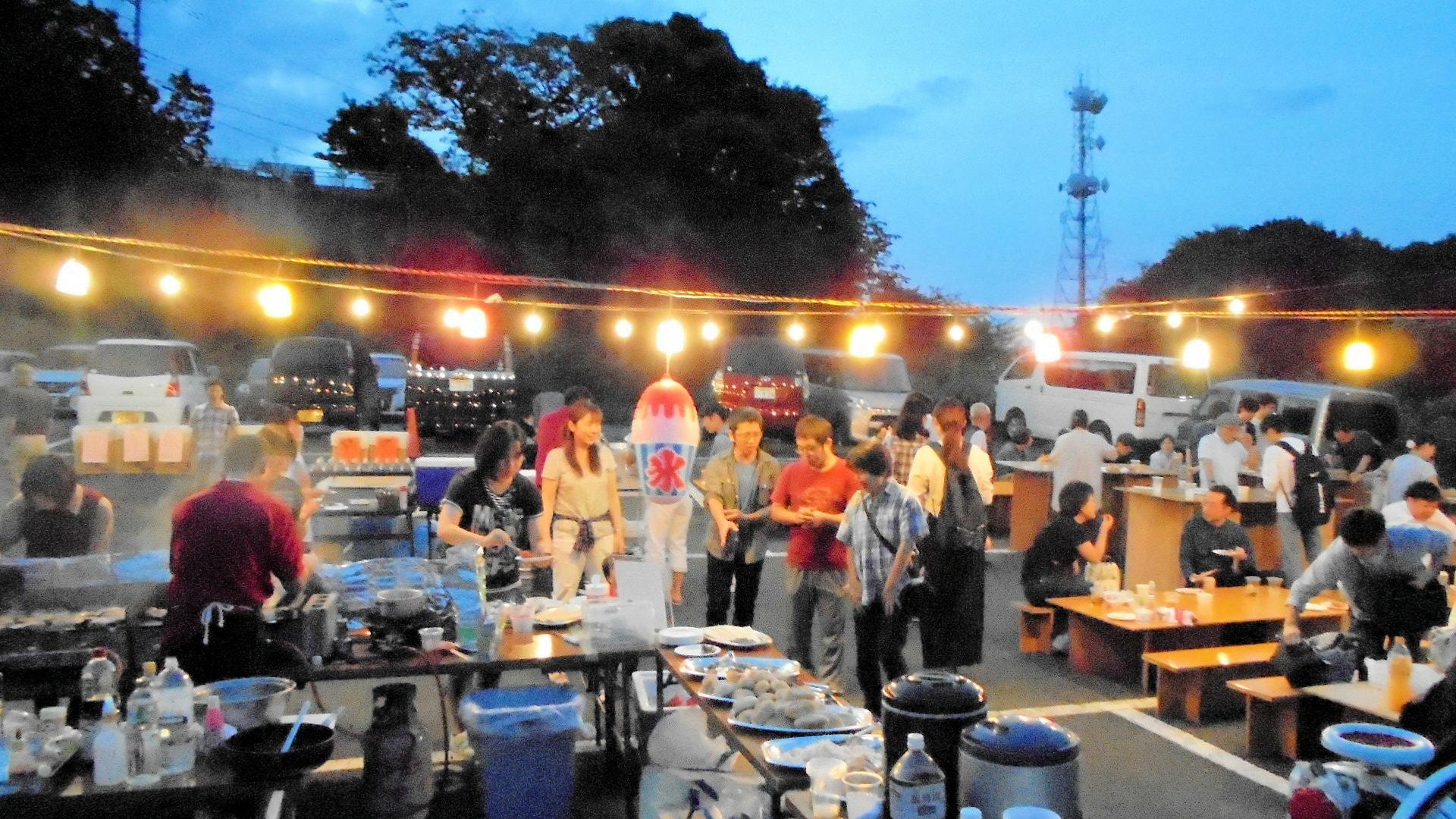出張ケータリング屋台バーベキュー懇親会・親睦会パーティー鉄板焼き料理プラン #3