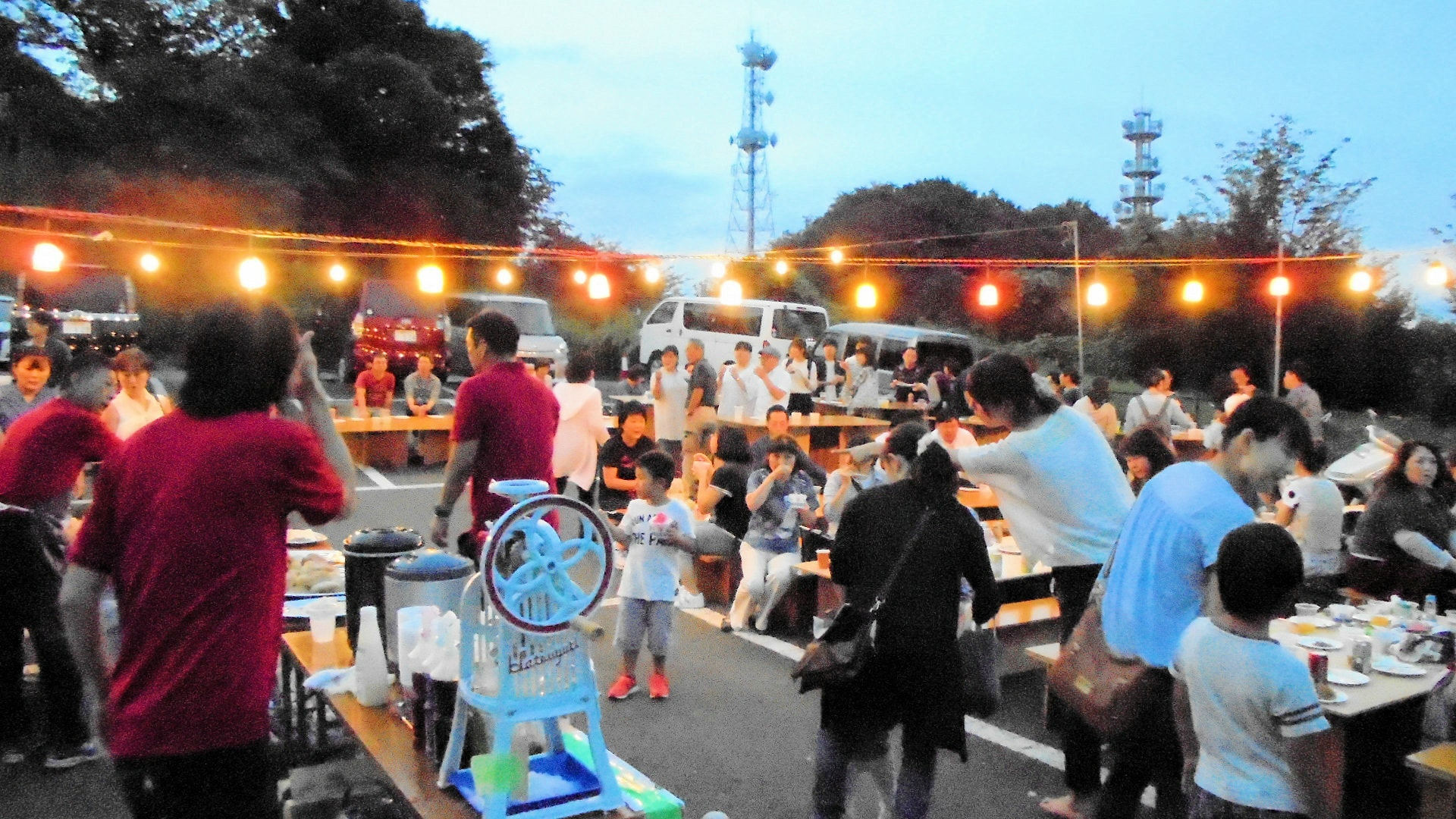 出張ケータリング屋台バーベキュー懇親会・親睦会パーティー鉄板焼き料理プラン #5